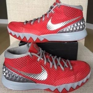 Men's Nike ID Kyrie 1 athletic shoes, size 9